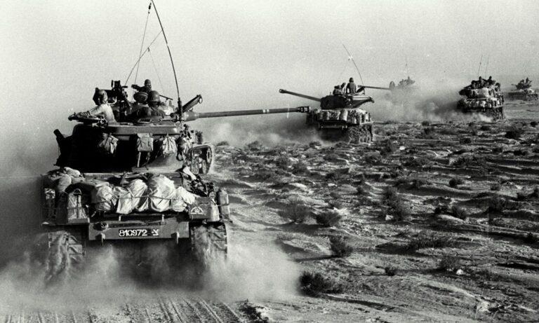 Σαν σήμερα: Ο Πόλεμος των Έξι Ημερών (vids)