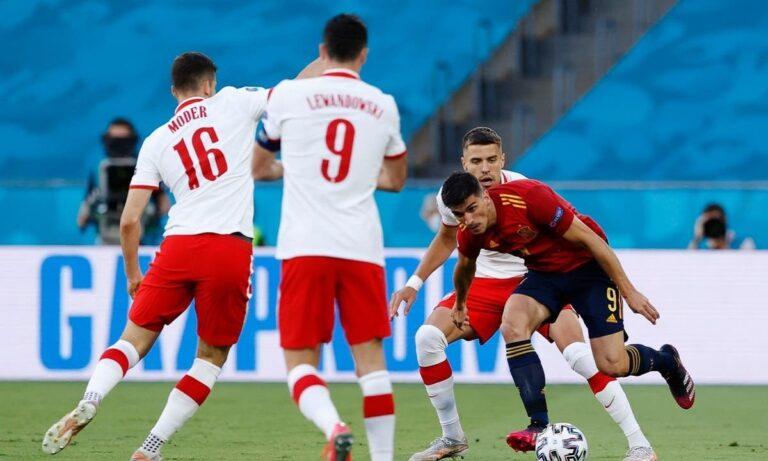 Euro 2020 – Ισπανία – Πολωνία 1-1: Καλώς ήρθες…1996! (vid)