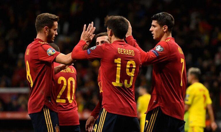 Euro 2020: Ισπανία-Σουηδία LIVE