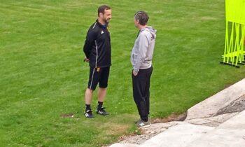 Άρης: Στη Νάουσα βρίσκεται ο πρώην παίκτης των «κίτρινων» και νυν προπονητής Ζόραν Στοΐνοβιτς, ο οποίος μίλησε σε ραδιοφωνικό σταθμό για τις εντυπώσεις του.
