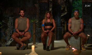 Survivor: Ο Ατζούν έθεσε... εκτός την Μαριαλένα!