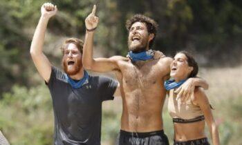 Survivor: Μπάρτζης, James και Άννα Μαρία ετοιμάζουν το νέο hit του καλοκαιριού με τον Σταν;