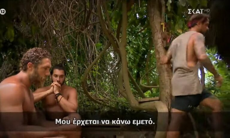 Survivor: Η σπόντα του Ασημακόπουλου που έκανε τον Ηλία να…ανακατευτεί