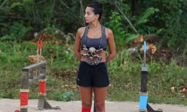 Survivor: Η Νικόλ Μαυρίδη φωτογραφίζεται σε θαλάσσιο σπήλαιο! (pic)
