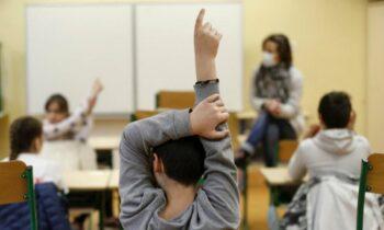 Σχολεία: Μόλις το 0,26% είναι κλειστά λόγω κορονοϊού