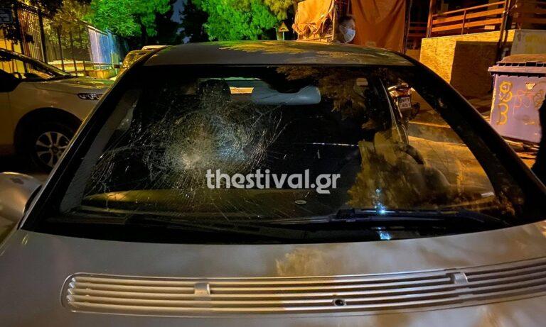 Θεσσαλονίκη: Οπαδικό επεισόδιο – Φώναζαν «πάμε να τους σκοτώσουμε» (pics)