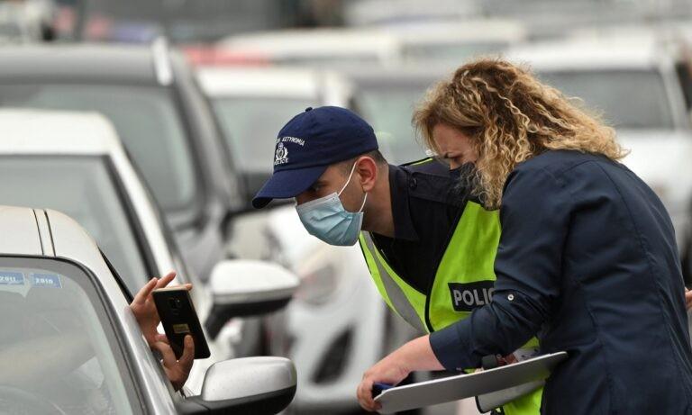 Βαριές «καμπάνες» σε οδηγούς που κινούνται στη ΛΕΑ μέσω καμερών