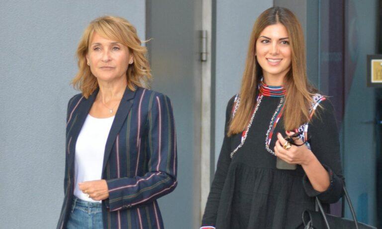 Τι ετοιμάζει η Σταματίνα Τσιμτσιλή μαζί με τη Μάρα Ζαχαρέα και την Τίνα Μεσσαροπούλου;
