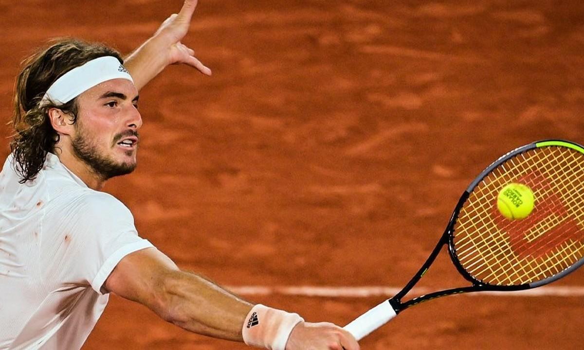 Τσιτσιπάς – Ζβέρεφ 3-2 σετ: Θρίαμβος! Στον τελικό του Roland Garros