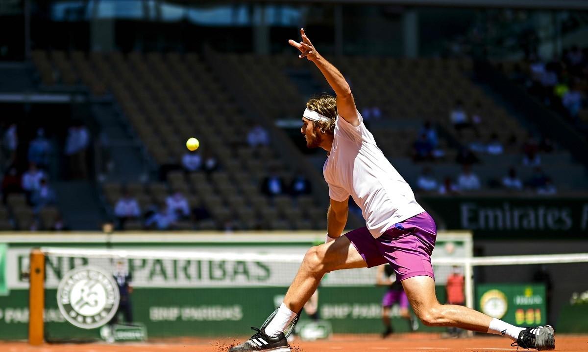Τσιτσιπάς-Ζβέρεφ 3-2: Έτσι ήρθε η πρόκριση στον τελικό του Roland Garros