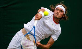 Ο Στέφανος Τσιτσιπάς ετοιμάζεται να μπει στη μεγάλη «μάχη» του Grand Slam Wimbledon το οποίο ξεκινά τη Δευτέρα (28/6) και θα ολοκληρωθεί την Κυριακή 11/7.