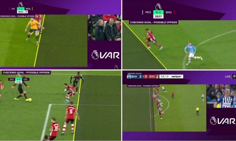 Νέα «επανάσταση» στο ποδόσφαιρο: Γίνονται πιο πλατιές οι γραμμές του οφσάιντ στο VAR!