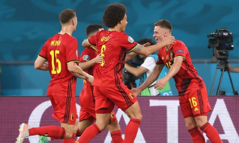 Euro 2020 – Βέλγιο – Πορτογαλία 1-0: Η αποκαθήλωση της πρωταθλήτριας Ευρώπης! (vid)