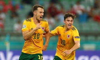 Euro 2020 Τουρκία - Ουαλία 0-2: Με Ράμσεϊ και Μπέιλ «κλείδωσε» την πρόκριση