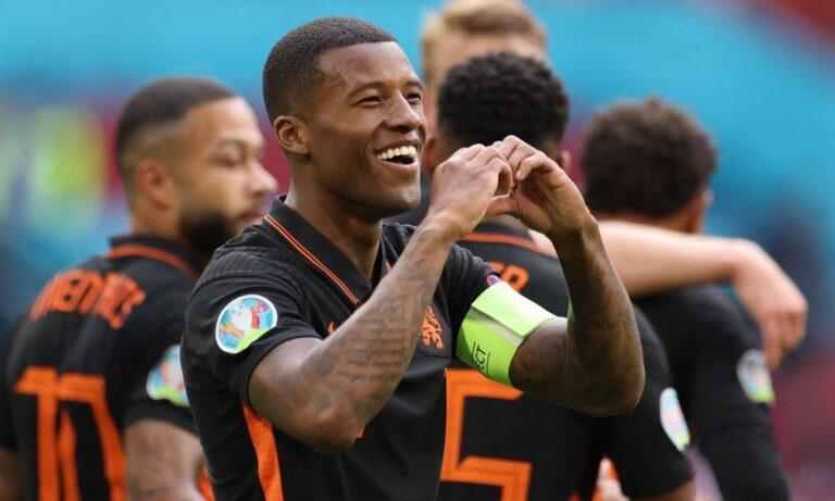 Euro 2020: Ο Bαϊνάλντουμ απειλεί τους ρατσιστές ότι η Εθνική Ολλανδίας είναι έτοιμη να αποχωρήσει!