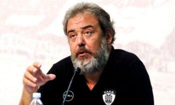 Χατζόπουλος: «Όλοι μαζί για να κάνουμε τον ΠΑΟΚ να πετάει ψηλά σε Ελλάδα και Ευρώπη»