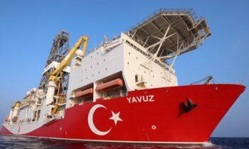 Νέα μεγάλη πρόκληση από την Τουρκία, αυτή τη φορά με το πλωτό γεωτρύπανο Γιαβούζ και τις κινήσεις του σε οικόπεδα της Κυπριακής Δημοκρατίας.