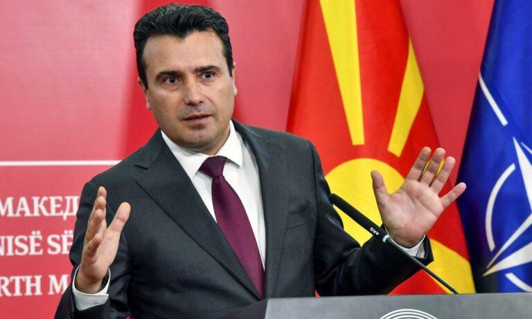 Ζάεφ: Ζητά από την Ομοσπονδία της χώρας του να αλλάξει όνομα βάσει της Συμφωνίας των Πρεσπών!