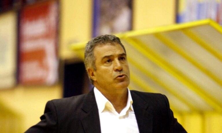 Θλίψη στο χώρο του μπάσκετ «έφυγε» ο Νίκος Παύλου