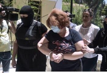 Χρυσή Αυγή - Παππάς: Αυτή είναι η Ελληνοουκρανή που τον έκρυβε επί εννέα μήνες (pic)