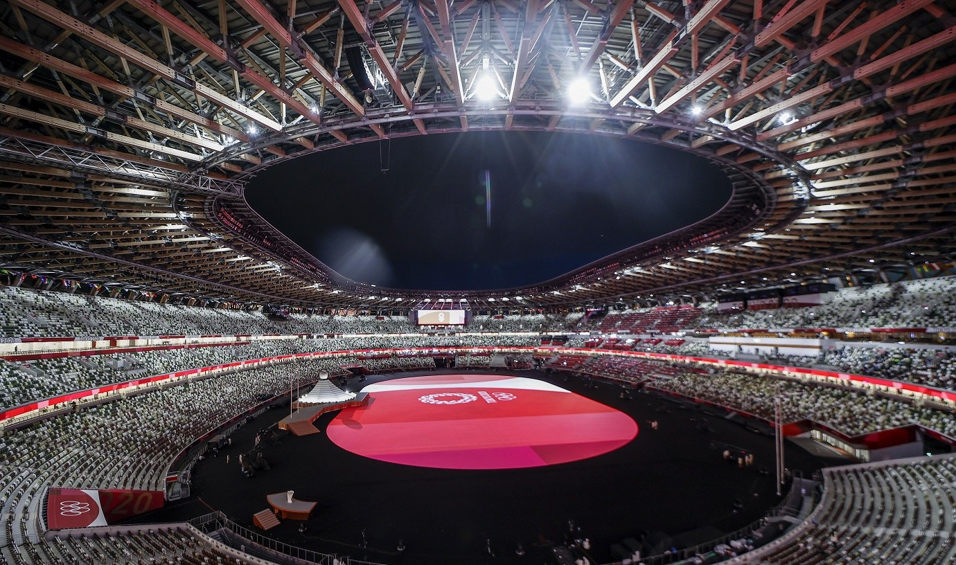 Ολυμπιακοί Αγώνες 2020: Άρωμα Στίβου στην Τελετή Έναρξης