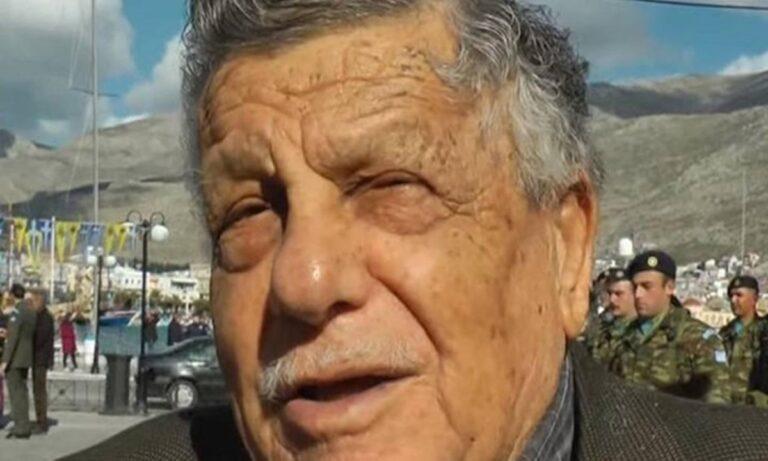 Αντώνης Βεζυρόπουλος: Nτροπιαστικό! Ο περίφημος «Βοσκός των Ιμίων» πέθανε, και το κράτος του ζητάει… τα καύσιμα!