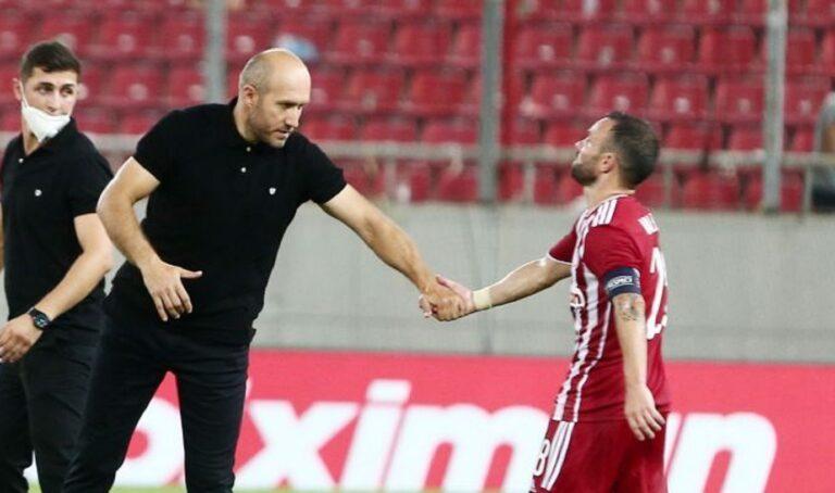 Αμπάσοφ: «Το γήπεδο δεν είναι σε καλή κατάσταση – Περιμένουμε τα πέναλτι»