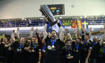 H ομάδα χάντμπολ της ΑΕΚ αλλάζει επίπεδο, καθώς πήρε την wild card για τους ομίλους της EHF European League της επόμενης σεζόν.