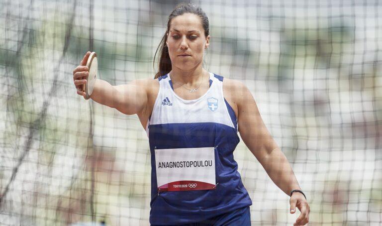 Ολυμπιακοί Αγώνες 2020- Στίβος: Η Αναγνωστοπούλου με 59,18μ. έμεινε εκτός τελικού