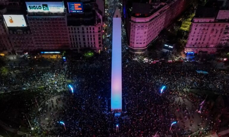 Αργεντινή Copa America: «Τρελά» πανηγύρια σε όλη την χώρα
