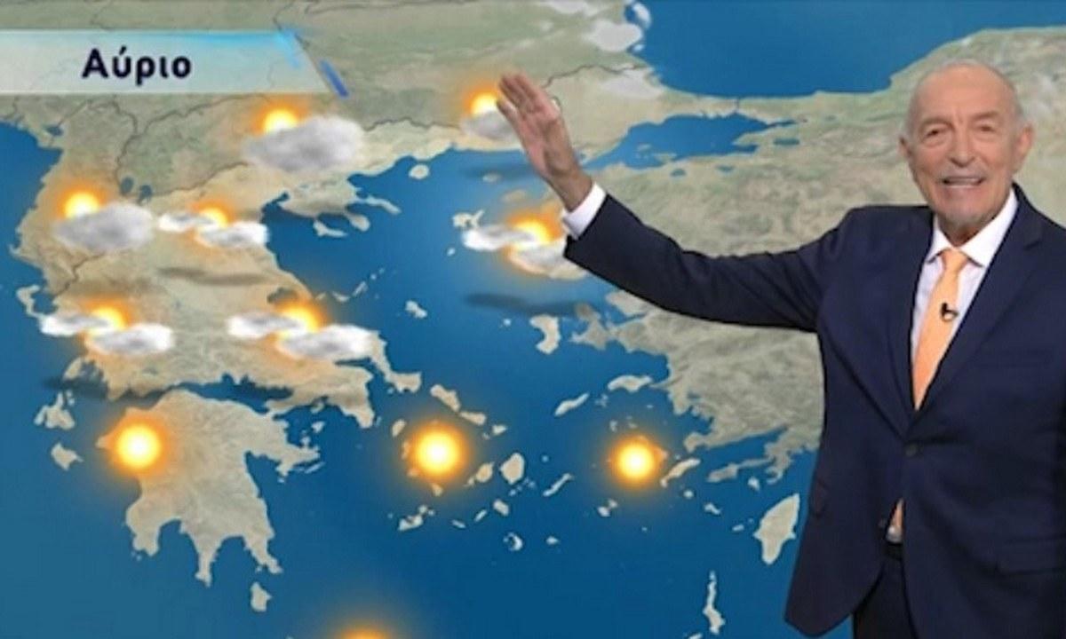 Αρνιακός Καιρός: «Αίθριος καιρός πριν από τις καταιγίδες»