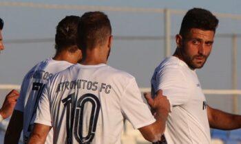 Λεβάντε - Ατρόμητος 2-1: Έχασε με αστεία γκολ