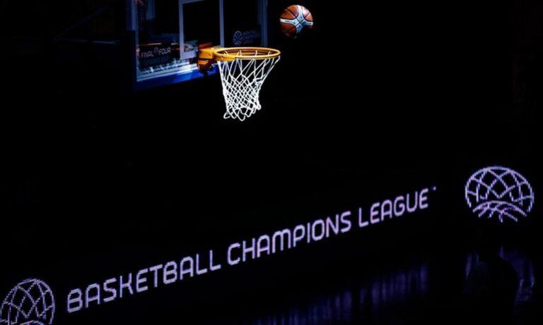 Basketball Champions League: Μαθαίνουν τους αντιπάλους τους οι ελληνικές ομάδες (live)