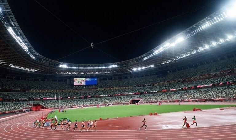 Ολυμπιακοί Αγώνες 2020- Στίβος: Πίνακας μεταλλίων (σε εξέλιξη)