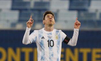 Αργεντινή Copa America: Ο προπονητής του Λιονέλ Μέσι αποκάλυψε πως ο Αργεντινός άσος αγωνίστηκε στα δύο τελευταία παιχνίδια τραυματίας.