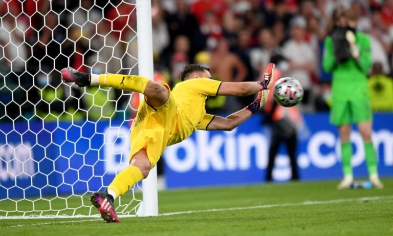 Euro 2020 – Για τον MVP Τζιανλουίτζι Ντοναρούμα δεν υπάρχει καλύτερο από τα πέναλτι!