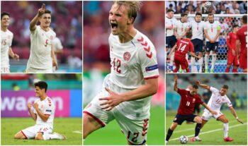 EURO 2020 – Δανία: Πέντε «λαχεία» για μεταγραφή