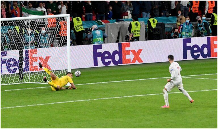 EURO 2020 – Ισπανία: Το «παραμύθι» τελείωσε με ανώμαλη προσγείωση