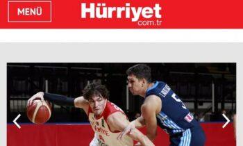 Ελλάδα-Τουρκία: Απογοήτευση υπάρχει στην γειτονική χώρα για την ήττα της Εθνικής τους από την αντίστοιχη της Ελλάδας.