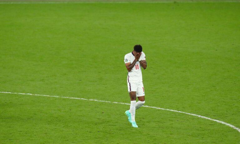 Euro 2020: Ρατσιστικές επιθέσεις σε Ράσφορντ, Σάντσο και Σάκα – Το πρόβλημα της ρητορικής μίσους στα social media φουντώνει