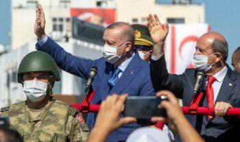 Ελληνοτουρκικά: Ο Ερντογάν απειλεί την Ελλάδα