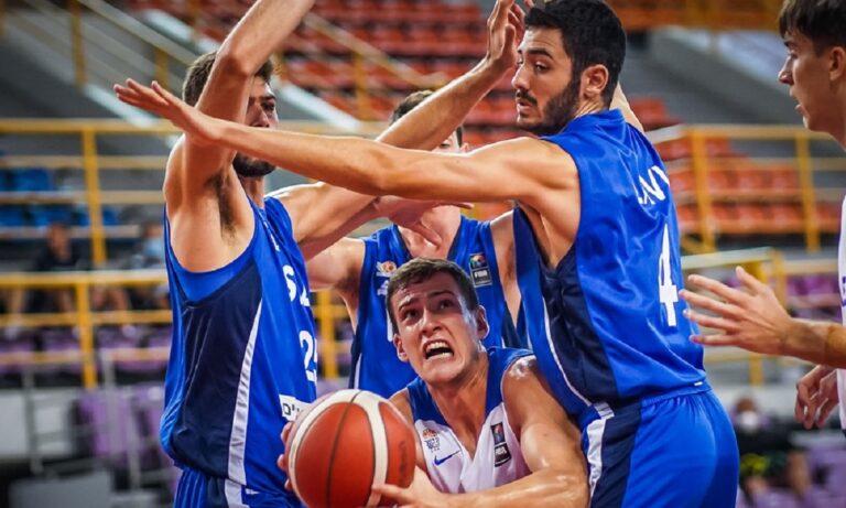 Εθνική Νέων Ανδρών: Νίκη με 82-70 κόντρα στο Ισραήλ