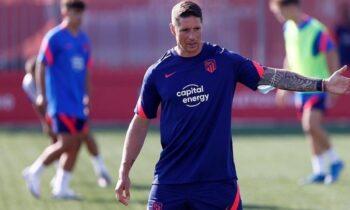 Ο Φερνάντο Τόρες αναλαμβάνει προπονητής στην Κ18 της Ατλέτικο Μαδρίτης με σκοπό να «ανταποδώσει» την αγάπη!