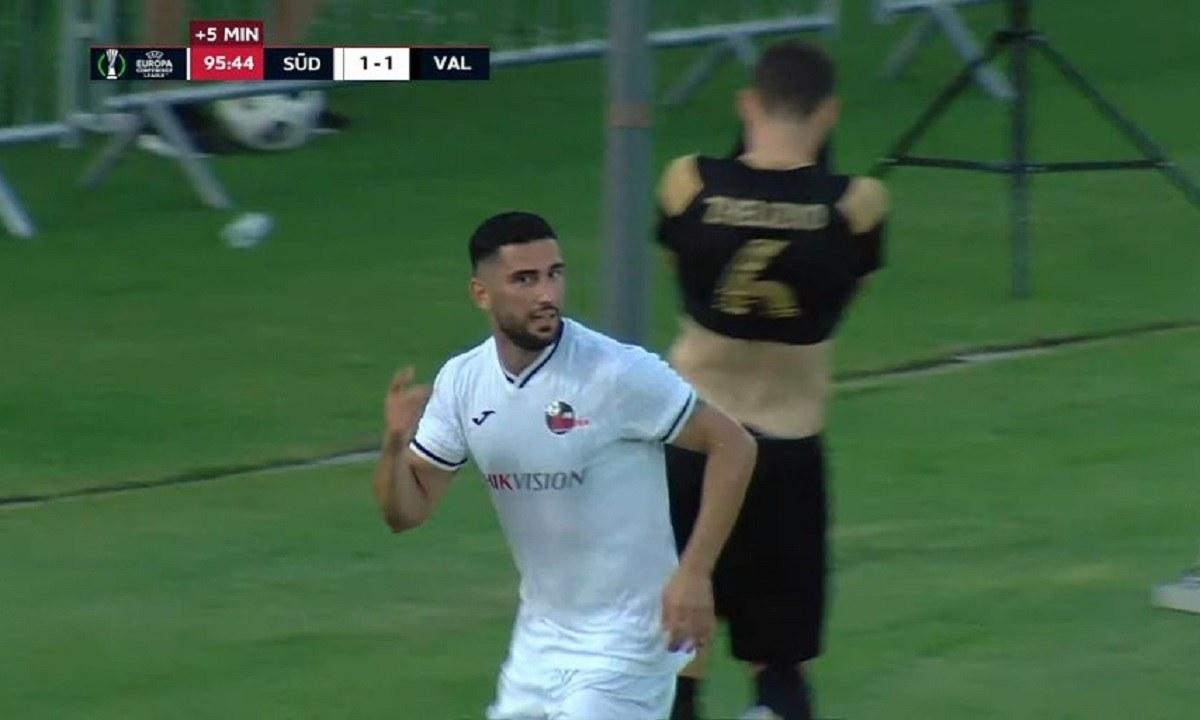 Γκαργκαλατζίδης: Ο πρώτος Έλληνας με νικητήριο γκολ στο Europa Conference League