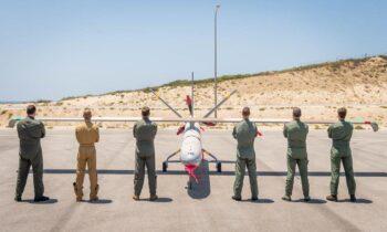 Ισραήλ: Έκανε την πρώτη διεθνή άσκηση μόνο για drone με χειριστές από πέντε άλλες χώρες αλλά δεν πήρε χειριστές και drone από την Τουρκία