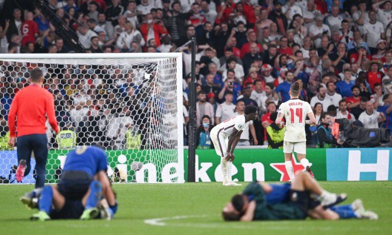 Η Αγγλία έχασε (ξανά) στα πέναλτι και καμία τύχη δεν μπορεί να βρίζει για ό,τι της συνέβη. Η Ιταλία, πανάξια επικράτησε!