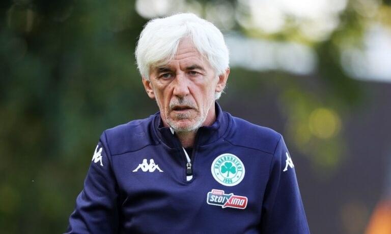 Γιοβάνοβιτς: «Ικανοποιημένος από τη διάθεση των παικτών»