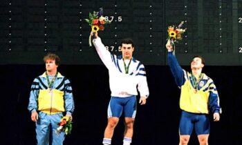 Συμπληρώθηκαν 25 χρόνια από τη μεγάλη επιτυχία του Κάχι Καχιασβίλι στην άρση βαρών, που θριάμβευσε στους Ολυμπιακούς Αγώνες της Ατλάντα και φόρεσε το χρυσό μετάλλιο στο στήθος του!