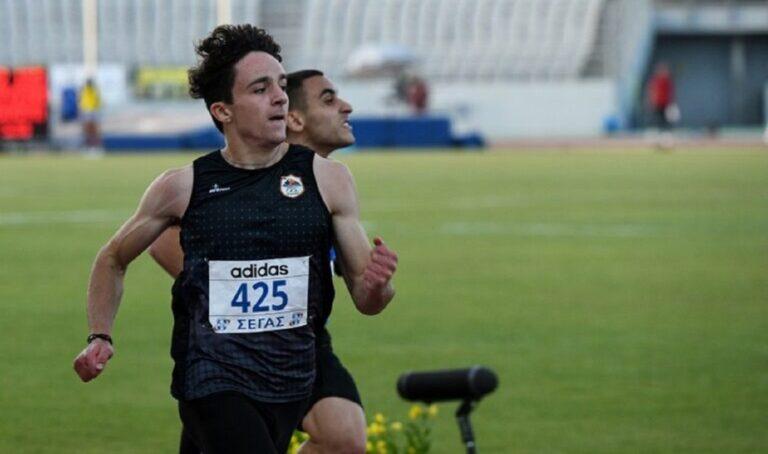 Ευρωπαϊκό Πρωτάθλημα Κ20: Βγήκε η τετράδα 4×100μ. ανδρών- Εκτός ο Γρανιτσιώτης