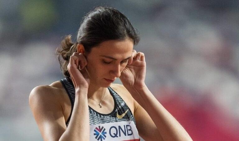 Μαρία Λασίτσκενε: 1,94μ. πριν από το Τόκιο- Ευγνώμονες για τους Ιάπωνες!